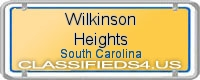 Wilkinson Heights board